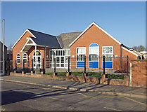 SK9772 : Westgate School, Lincoln by David Wright