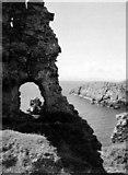 NG4074 : Duntulm Castle / Caisteal Dhùn Tuilm by Sinclair Aytoun