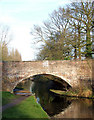 SJ8900 : Bridge 63, Staffordshire and Worcestershire Canal, Wolverhampton by Roger  Kidd