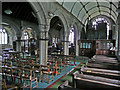 SX0680 : Interior of St Tetha's church by Jonathan Billinger