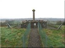 N9373 : Carrickdextor or Baronstown Cross, Near Slane, Co. Meath by JP