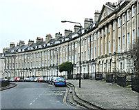 ST7465 : 2008 : Camden Crescent, Bath by Maurice Pullin