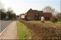 TA1345 : Main Street, Catwick by Peter Church