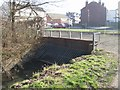 SO9299 : Smestow Brook - Nine Elms Lane by John M