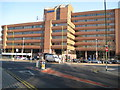 TQ1097 : Watford Junction railway station and Iveco House by Nigel Cox