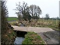 NY4662 : Bridge across Highberries Beck by Rose and Trev Clough