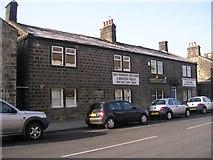 SE2337 : Horsforth Club Ltd - New Road Side by Betty Longbottom