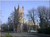 TL4568 : All Saints' parish church, Cottenham by Keith Edkins