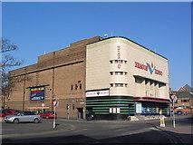 SK5319 : Former Odeon cinema, Loughborough by Tim Heaton