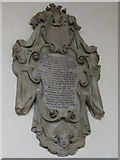 TL4568 : Alice Rogers' Memorial, All Saints' Church by Keith Edkins