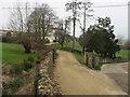 ST6961 : Road to Priston Farm by Nick Smith