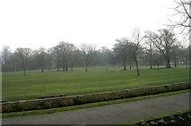 SE0823 : Manor Heath Park - Halifax by Betty Longbottom