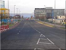 NT2276 : Scottish Gas Building by Sandy Gemmill