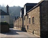 SX5548 : The Malthouse, Noss Mayo by Derek Harper