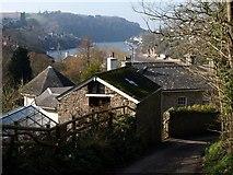 SX5548 : Bridgend House by Derek Harper