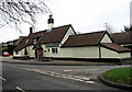 TL9499 : The Waggon and Horses Pub by Evelyn Simak