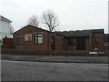 SZ0794 : Ensbury Park: Howeth Road Evangelical Church by Chris Downer