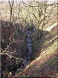 SE1219 : Clough, Tong Royd, Elland by Humphrey Bolton