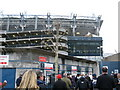 O1635 : Six nations rugby,Croke Park by Lisa Jarvis