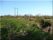 T1968 : Countryside west of Ballylarkin by Jonathan Billinger