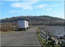 NR8262 : Kennacraig Causeway by Mary and Angus Hogg
