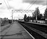 SJ8195 : Warwick Road station by Dr Neil Clifton
