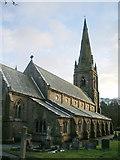 SD6715 : St Peters Parish Church, Belmont by Alexander P Kapp