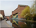 SP0686 : Canal between The Mailbox & Gas St basin by Row17