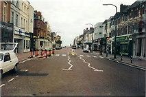 TQ7407 : Devonshire Road, Bexhill-on-Sea by Bill Johnson