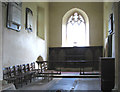 TG2714 : The church of All Saints - chancel by Evelyn Simak