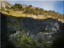 ST4754 : Cheddar Gorge by Chris Gunns