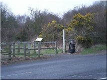 SJ6807 : Footpath to Horsehay. by Row17