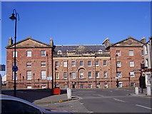 NT6779 : Dunbar - A block of flats by James Denham