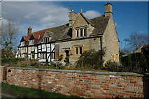 SO9832 : Tudor Cottage, Alstone by Philip Halling