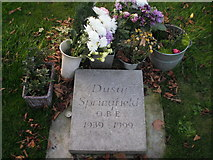 SU7682 : Dusty Springfield's grave by Andrew Blades