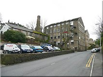 SE1407 : The Cragrats theatre, Dunford Road, Holmfirth by Humphrey Bolton