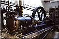 SD3788 : Steam engine, Stott Park Bobbin Mill by Chris Allen