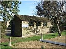 TF6103 : Downham Market Memorial Sports Ground toilet by Martin Pearman