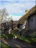 SX7087 : Bellacouch Cottages, Chagford by Derek Harper