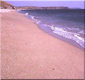 SW6424 : The Loe Beach by Trevor Rickard