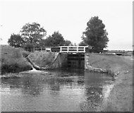 SD8639 : Barrowford Lock No 50, Leeds and Liverpool Canal by Dr Neil Clifton