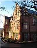 J3372 : School of Music building, Queen's University, Belfast by Rossographer