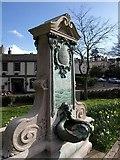 SX9364 : John Snelgrove Memorial, Wellswood by Derek Harper