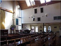 TQ1884 : St James Church Centre, Stanley Avenue, Alperton, HA0 4JB - Interior by John Salmon