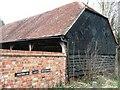 SU7680 : Ornate barn by Graham Horn