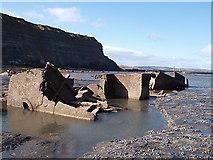 NZ9011 : Wreck of the MV Creteblock by Stephen McCulloch