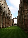 SE2768 : Fountains Abbey by David