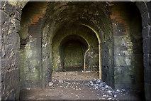 NU1341 : Lindisfarne Lime Kiln by Craig Allan