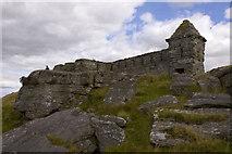 NZ0490 : Codger Fort by Craig Allan