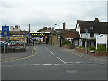TQ7369 : Bryant Road, at Gun Lane, Strood by Danny P Robinson